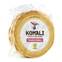 Tortilla De Maíz Amarillo