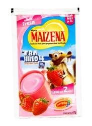 Maizena Atole Fresa