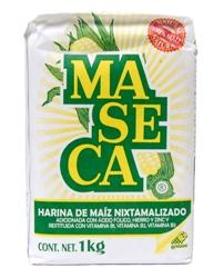 Harina de maíz Maseca
