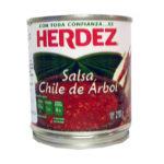 Salsa Chile de Árbol