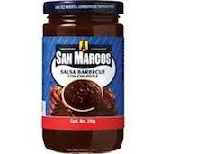 Salsa Barbacoa con Chipotle