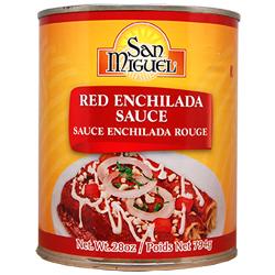 Salsa para enchiladas rojas