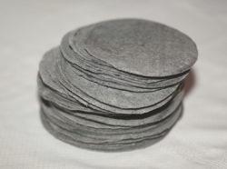 Tortilla de Maíz Azul Fresca Artesanal