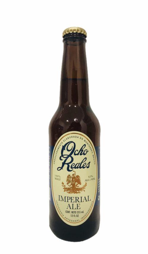 Cerveza Ocho Reales Imperial Ale