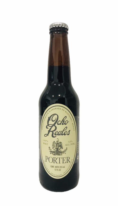 Cerveza Ocho Reales Porter