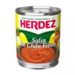 Salsa de Chile Fresco