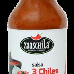 Salsa Taquera 3 Chiles