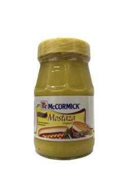 Mostaza McCormick