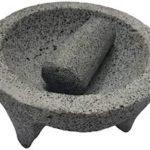 Molcajete De Piedra Volcánica